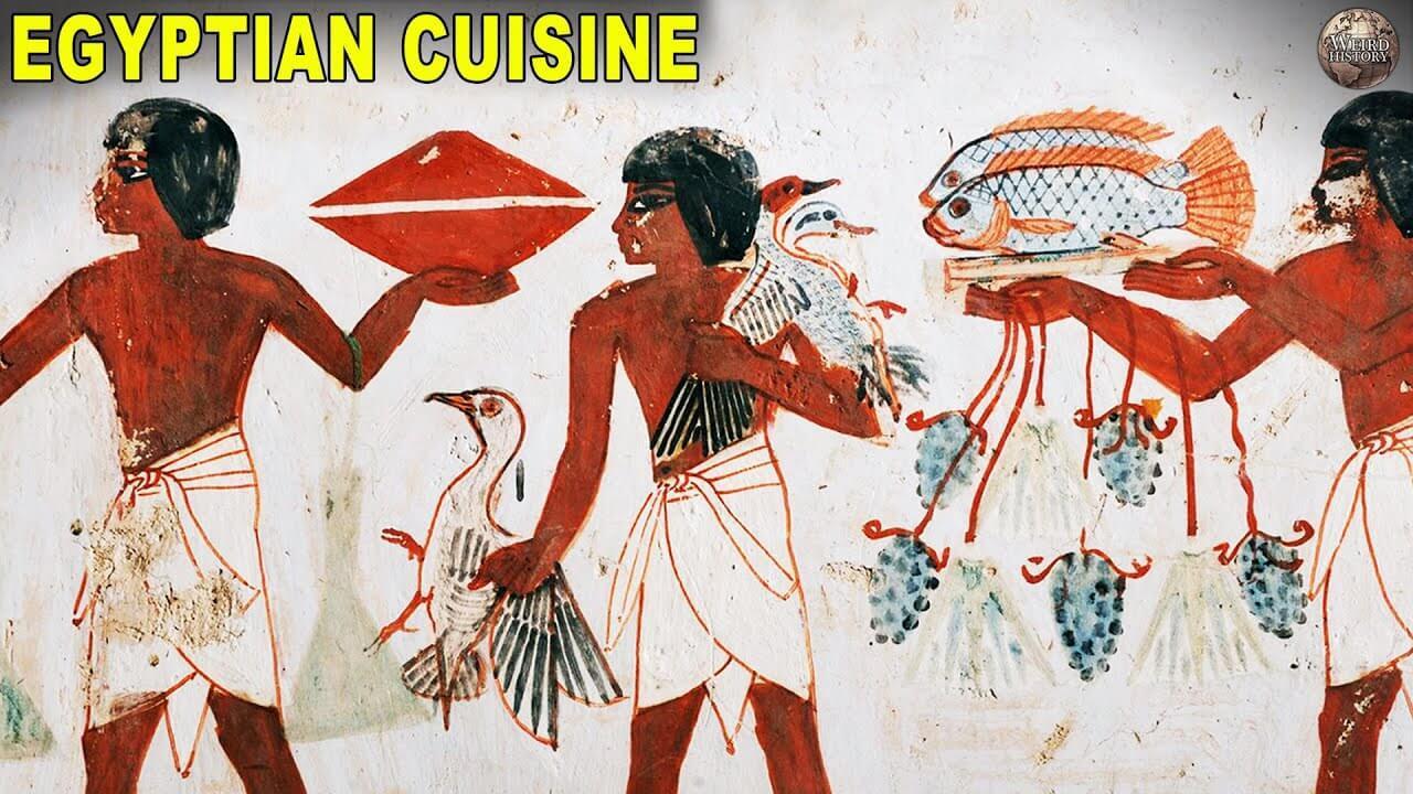 How to eat like a Pharaoh